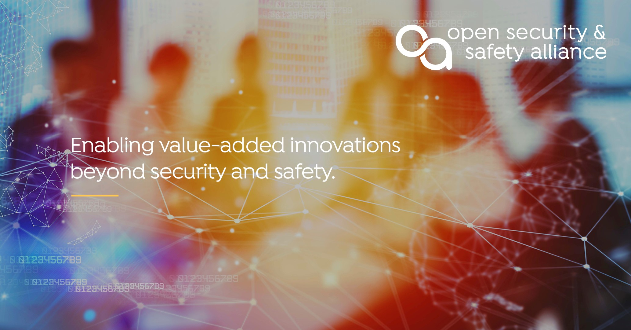 Open Security & Safety Alliance at IFSEC 2019